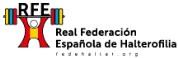 Federación Española de Halterofilia Logo